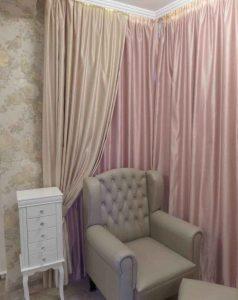 Спалня-завеси-блекаут