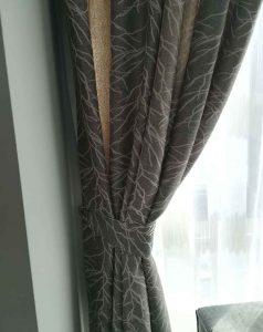 Завеса с коланче