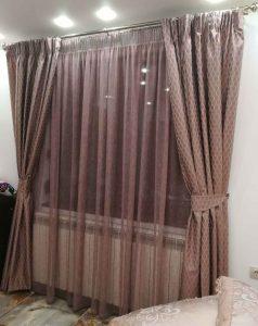 Перде и завеса спалня