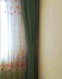 Детски пердета и завеса